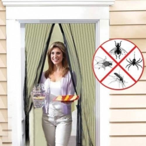 Magnetinės užuolaidos nuo vabzdžių